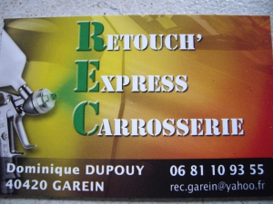 Retouch'Express Carrosserie